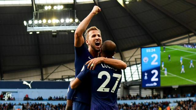 Man City - Tottenham 2-2