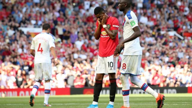 Man United - Crystal Palace 1-2