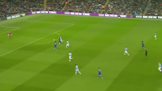 Highlights Man City 2-1 Chelsea