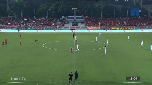 Highlight Việt Nam 3-0 Indonesia