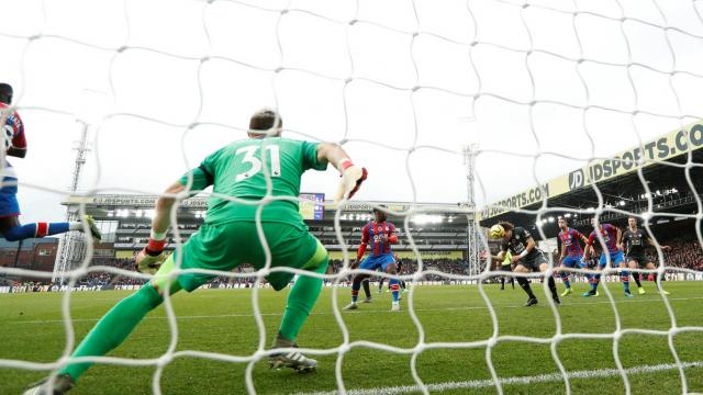 Crystal Palace - Leicester 0-2