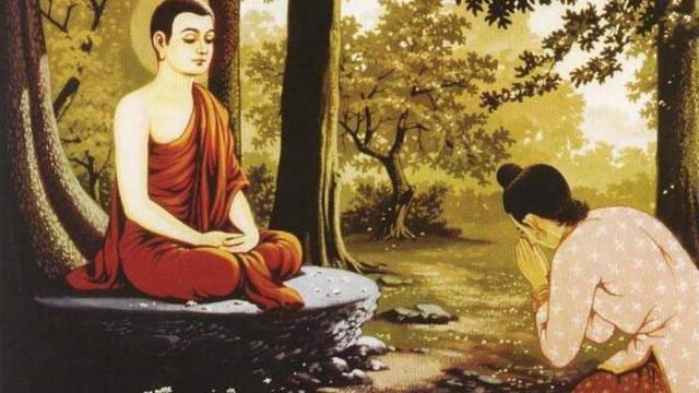 The Buddha And The Beggar