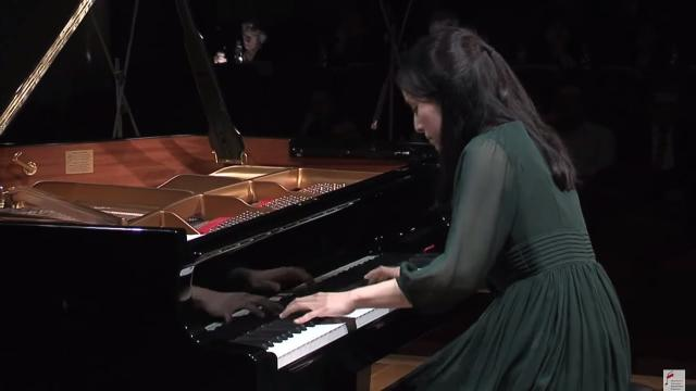 Miyako Arishima – Ballade in G minor Op. 23 (second stage)