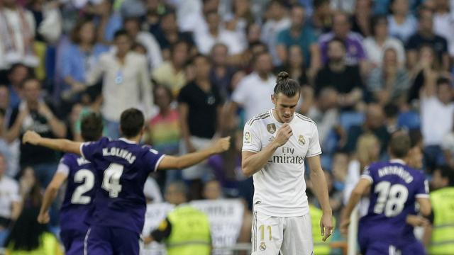 Real Madrid - Real Valladolid 1-1