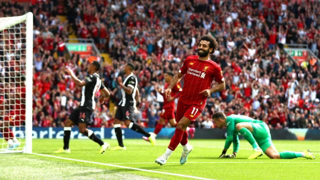 Liverpool - Newcastle 3-1
