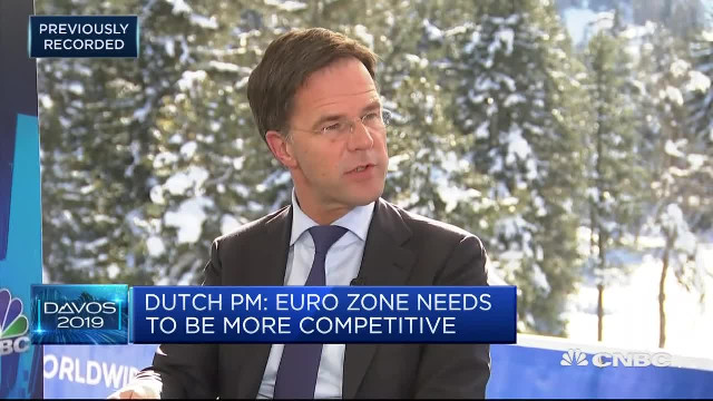 Dutch PM- Trump is an opportunity for change