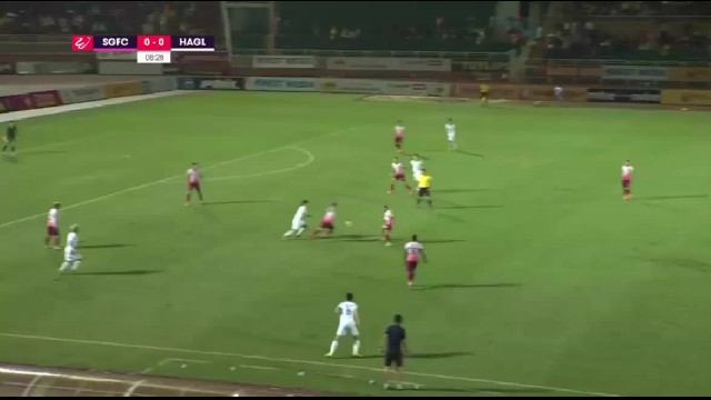 Video Sài Gòn vs HAGL 3-1 highlight V-League 2019 hôm nay 149