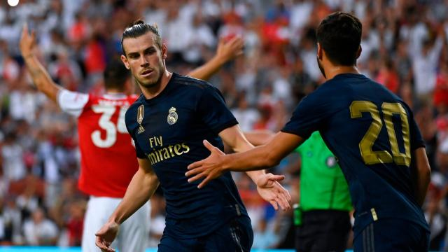 Real Madrid v Arsenal - International Champions Cup 2019