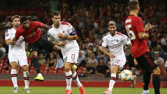 Manchester United - AC Milan 7-6