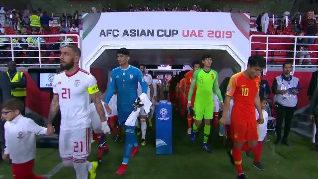 Asian Cup 2019 Iran tiễn Trung Quốc khỏi Asian Cup 2019