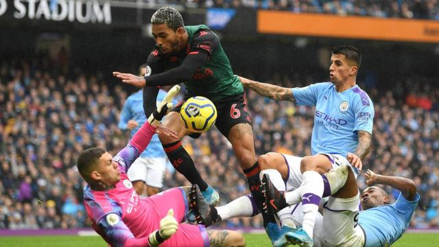 Manchester City - Aston Villa 3−0