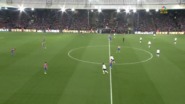 Crystal Palace - Liverpool 1-2