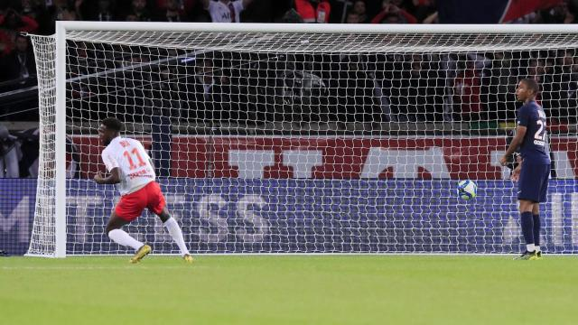 Paris Saint-Germain - Reims 0-2