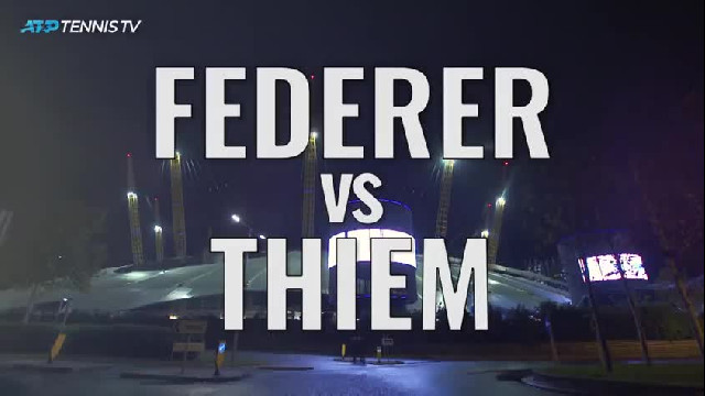 Highlight Roger Federer 0-2 Dominic Thiem,  Djokovic 2-0 Berrettini