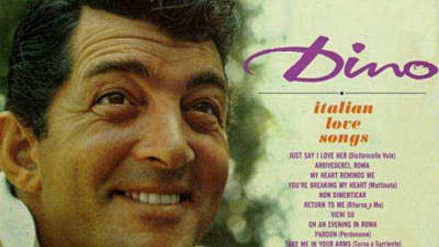 Dean Martin | Take Me In Your Arms (Torna a Surriento)