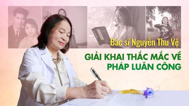 Vinh danh một nửa thế giới: Thầy thuốc ưu tú Nguyễn Thị Vệ, người lo trước cái lo của người khác
